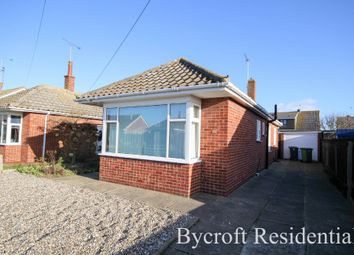 Thumbnail 3 bed semi-detached bungalow for sale in Eastern Avenue, Caister-On-Sea, Great Yarmouth