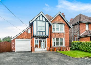 Thumbnail 3 bed detached house for sale in London Road, Hailsham