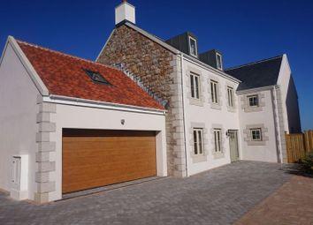 Thumbnail 5 bed property for sale in La Maison Le Vesconte, La Rue De L'etocquet, St. John, Jersey