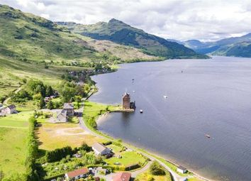 Thumbnail Land for sale in Adjacent To Carrick Castle Hotel, Lochgoilhead, Cairndow, Argyll And Bute