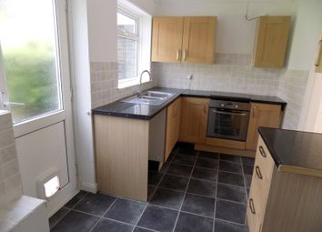 Thumbnail 2 bedroom semi-detached house to rent in Meadow Rise, Brynna, Pontyclun