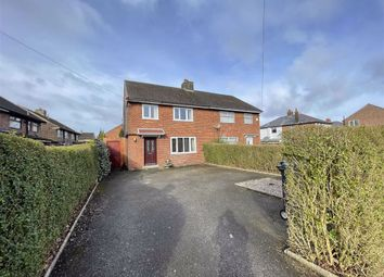 Thumbnail 3 bed semi-detached house for sale in Woodville Road, Penwortham, Preston