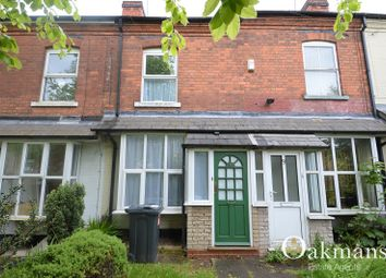 Thumbnail 2 bed terraced house for sale in Holly Grove, Hubert Road, Birmingham, West Midlands.