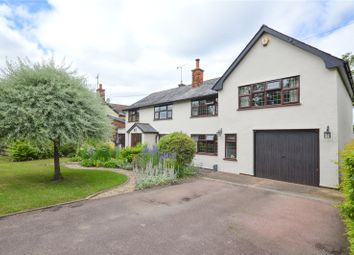 Thumbnail 5 bed link-detached house for sale in Lower Green, Wimbish, Nr Saffron Walden, Essex