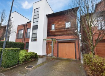 Thumbnail 5 bed semi-detached house for sale in Clearwater Drive, West Didsbury, Didsbury, Manchester