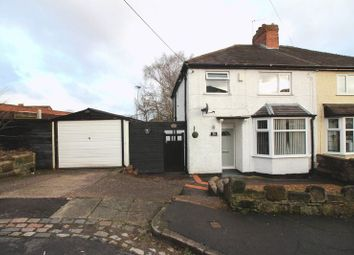 Thumbnail 3 bedroom semi-detached house for sale in Edge Avenue, Chell, Stoke-On-Trent