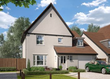 Thumbnail 4 bed semi-detached house for sale in The Street, Gazeley, Newmarket
