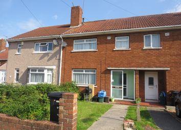 3 bed terraced house for sale in St Aubins Avenue, Brislington, Bristol BS4