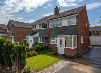 Thumbnail 3 bed semi-detached house to rent in Sunningdale Green, Leeds, West Yorkshire