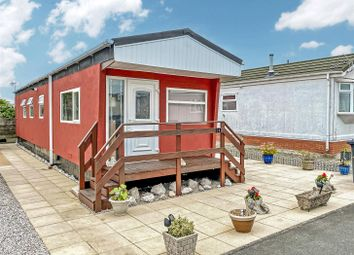 Thumbnail 1 bed mobile/park home for sale in Westcliffe Grove Park, Westcliffe Drive, Heaton With Oxcliffe, Morecambe