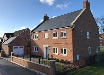 Thumbnail 4 bedroom detached house for sale in Overton House, Overton