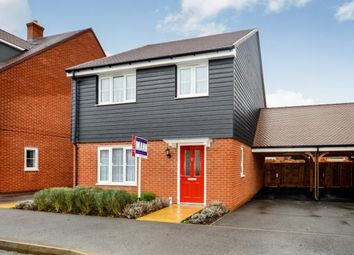 Thumbnail 4 bed detached house for sale in Herdwick Close, Kingsnorth, Ashford, Kent