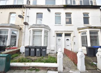 Thumbnail 1 bed flat to rent in Eaves Street, Blackpool