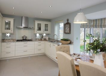 "Thumbnail 4 bed detached house for sale in ""Millford"" at Boroughbridge Road, Knaresborough"