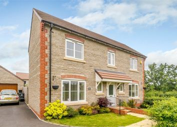 Thumbnail 4 bedroom detached house for sale in Cob Hill, Purton, Swindon, Wiltshire