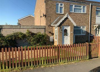 Thumbnail 3 bed end terrace house for sale in Millside, Norton, Malton