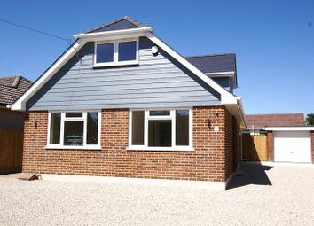 Thumbnail 4 bed property for sale in Albert Road, Corfe Mullen, Wimborne