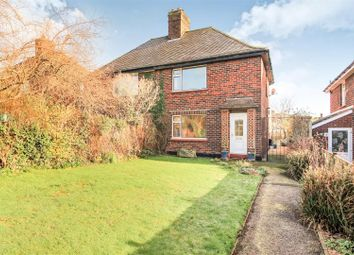 Thumbnail 2 bed semi-detached house for sale in Brampton Road, Ross-On-Wye