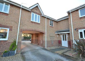 Thumbnail 1 bedroom terraced house for sale in Earsham Drive, King's Lynn