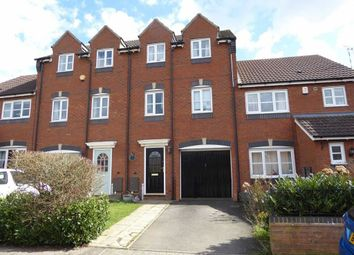 Thumbnail 3 bed town house for sale in Glendower Approach, Heathcote, Warwick