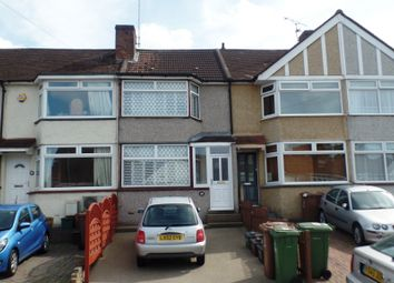 Thumbnail 2 bedroom terraced house for sale in Parkside Avenue, Bexleyheath