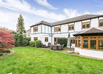 Thumbnail 4 bed detached house to rent in Almonds Avenue, Buckhurst Hill