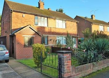Thumbnail 2 bed semi-detached house to rent in Queens Crescent, Bawtry, Doncaster