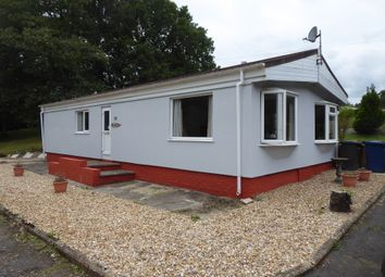 Thumbnail 3 bed mobile/park home for sale in Warren Park, Thursley, Godalming, Surrey