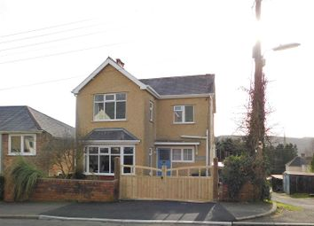 Thumbnail 3 bed detached house for sale in Bronywawr, Pontardawe, Neath And Port Talbot.