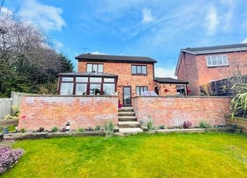 Thumbnail 3 bed detached house for sale in Goosehill Close, Redditch, Worcestershire