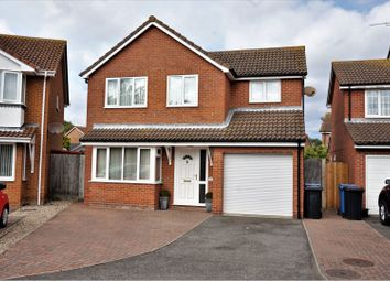 Thumbnail 4 bed detached house for sale in Kitchener Way, Ipswich