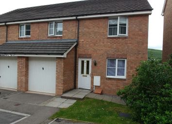 Thumbnail 5 bed semi-detached house for sale in Under The Meio, Abertridwr, Caerphilly