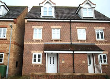 Thumbnail 3 bed semi-detached house for sale in Darwin Drive, Driffield