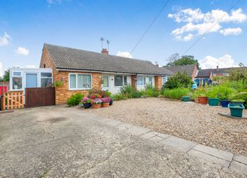 Thumbnail 2 bed semi-detached bungalow for sale in Tower Mill Road, Bungay