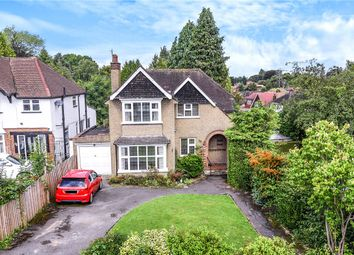 Thumbnail 3 bed detached house for sale in Oaklands Avenue, Oxhey Hall, Hertfordshire