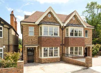Thumbnail 4 bedroom semi-detached house for sale in Marryat Place, Wimbledon