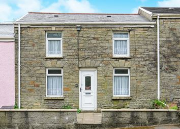 Thumbnail 3 bedroom terraced house for sale in James Street, Pontardawe, Swansea