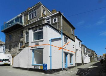 Thumbnail Retail premises for sale in 1 Fish Street, St Ives, Cornwall