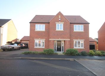 Thumbnail 5 bed detached house for sale in Roman Drive, Pocklington, York