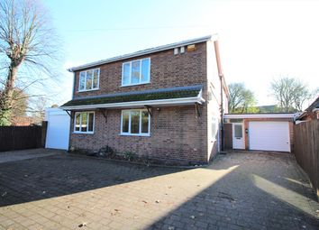 Thumbnail 4 bed detached house for sale in Kimberley Road, Nuthall, Nottingham