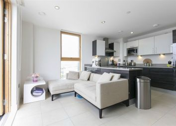 Thumbnail 2 bed flat to rent in Streamlight Tower, 9 Province Square, London