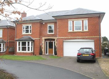 Thumbnail 5 bed detached house for sale in Whitehouse Lane, Bomere Heath, Shrewsbury