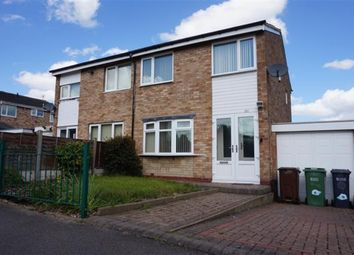 Thumbnail 3 bed semi-detached house for sale in Anglesey Avenue, Birmingham
