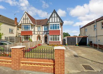 Thumbnail 5 bed semi-detached house for sale in Southbourne Grove, Westcliff-On-Sea