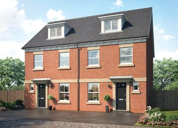 """Thumbnail 4 bedroom semi-detached house for sale in """"Wilmington Semi"""" at Off College Grove Road"""