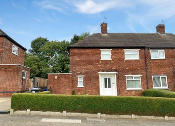 Thumbnail 2 bed semi-detached house for sale in Lister Crescent, Gleadless