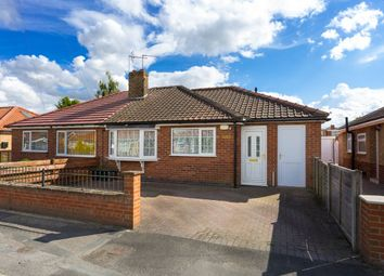 Thumbnail 3 bedroom bungalow for sale in Briar Drive, Huntington, York