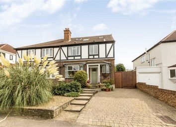 Thumbnail 5 bed property for sale in Wood Lane, Isleworth