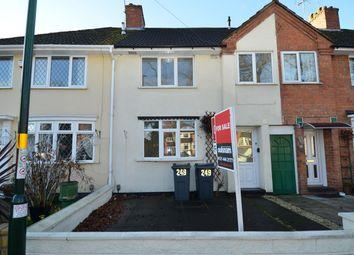 Thumbnail 3 bedroom terraced house for sale in Haunch Lane, Kings Heath, Birmingham