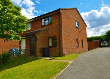 Thumbnail 2 bed semi-detached house to rent in Cusden Drive, Andover